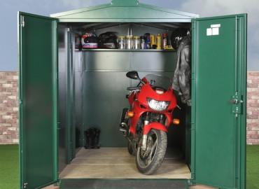 Przechowalnia motocykli